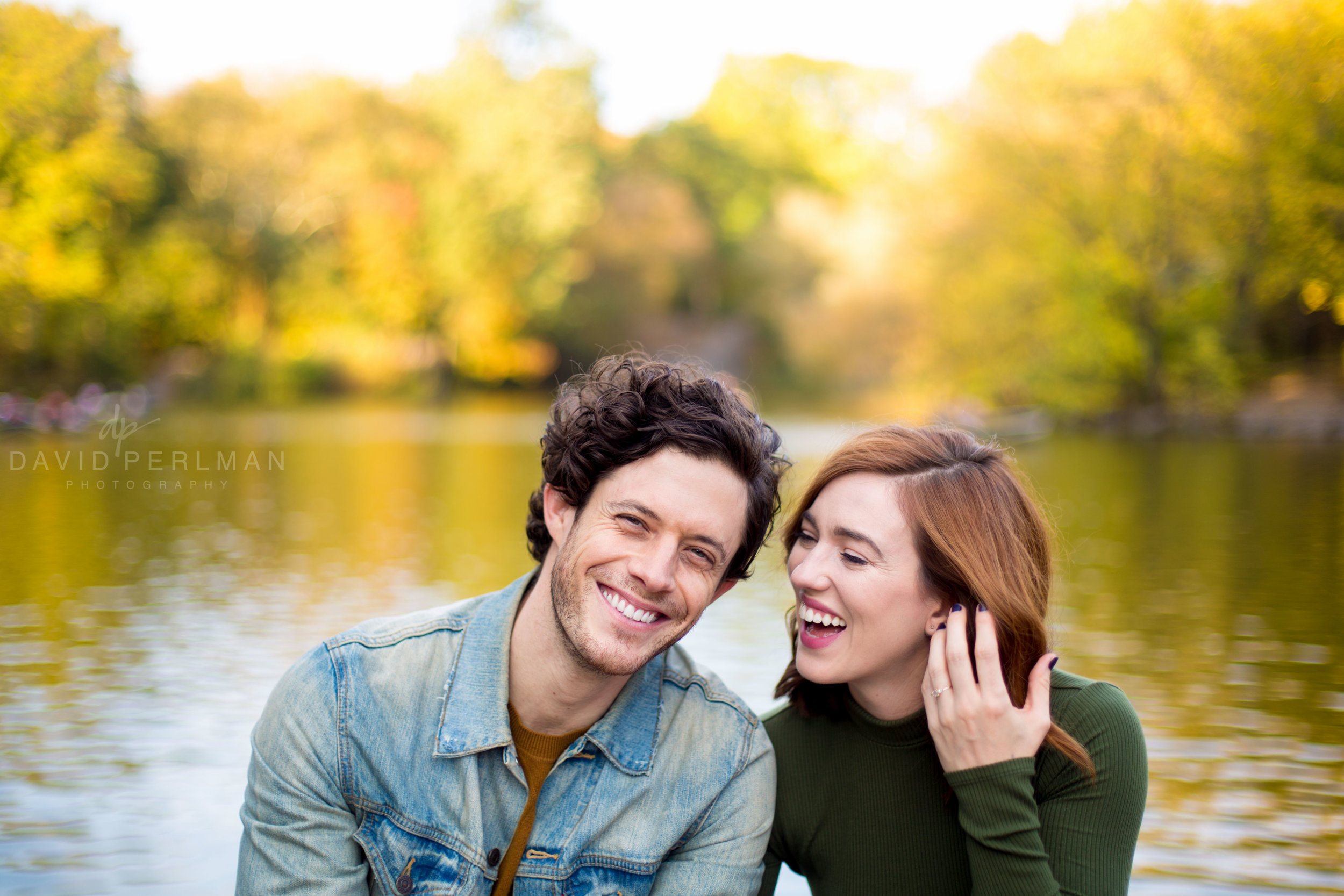 Central Park Engagement Session Photos Kyle Harris NYC