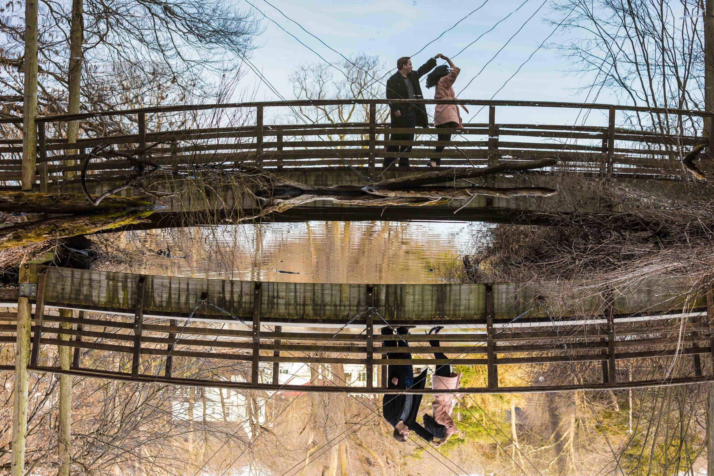 Avalon Park Long Island Engagement Photo Shoot Session