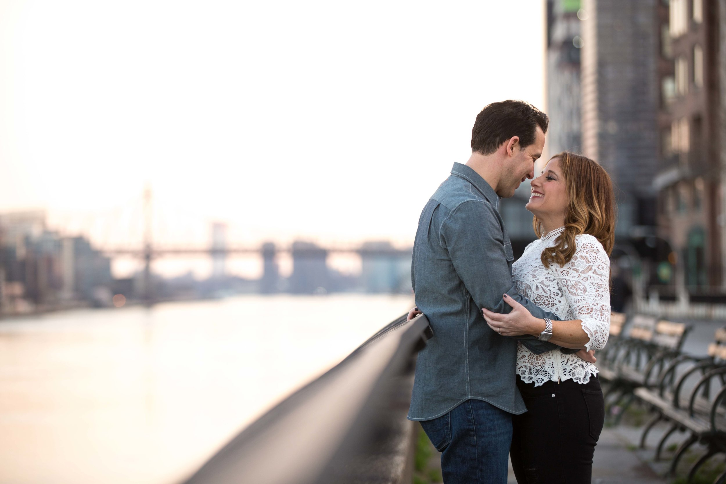 NYC Carl Schurz Park Engagement Photo Shoot Session 4.jpg