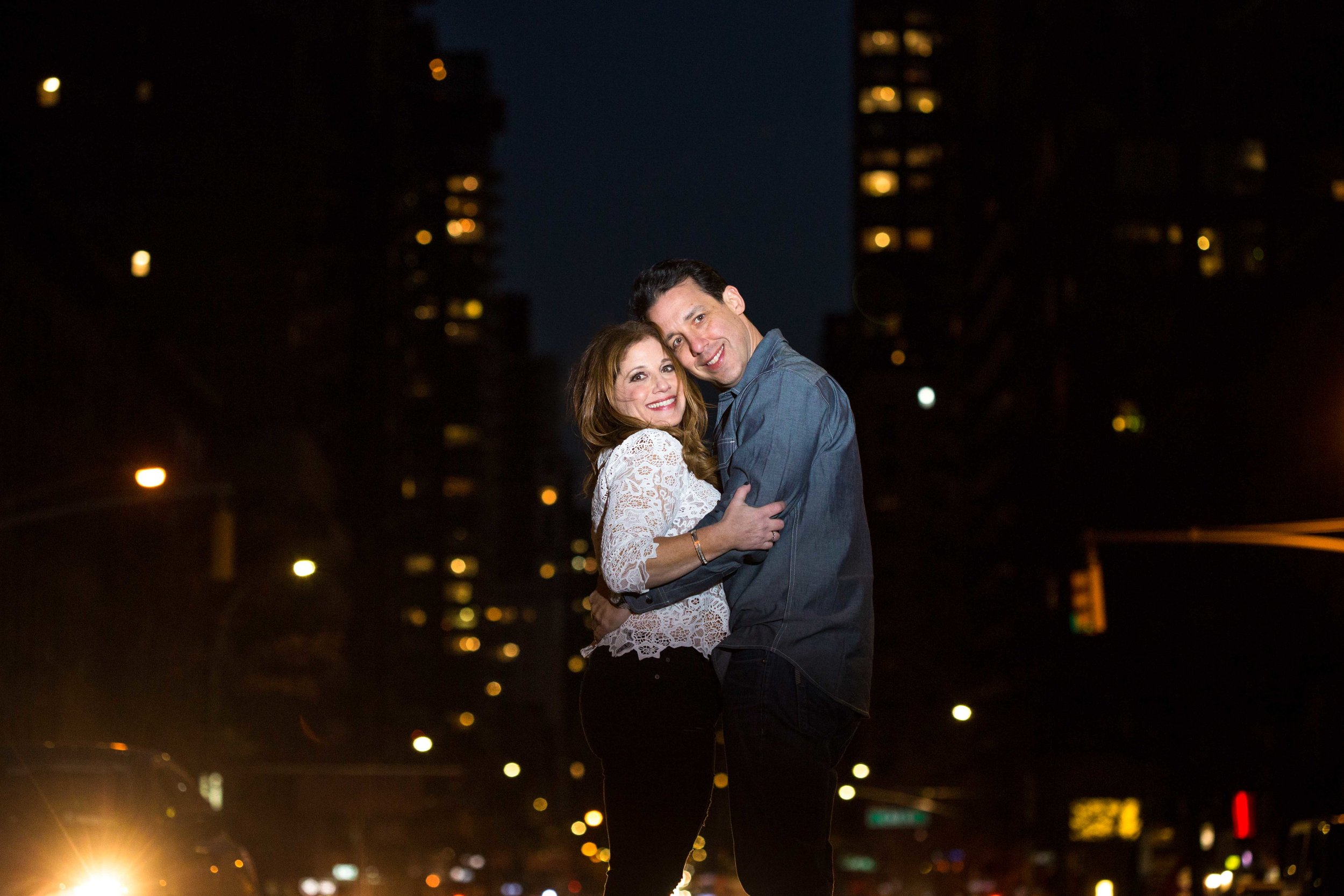 NYC Carl Schurz Park Engagement Photo Shoot Session 20.jpg