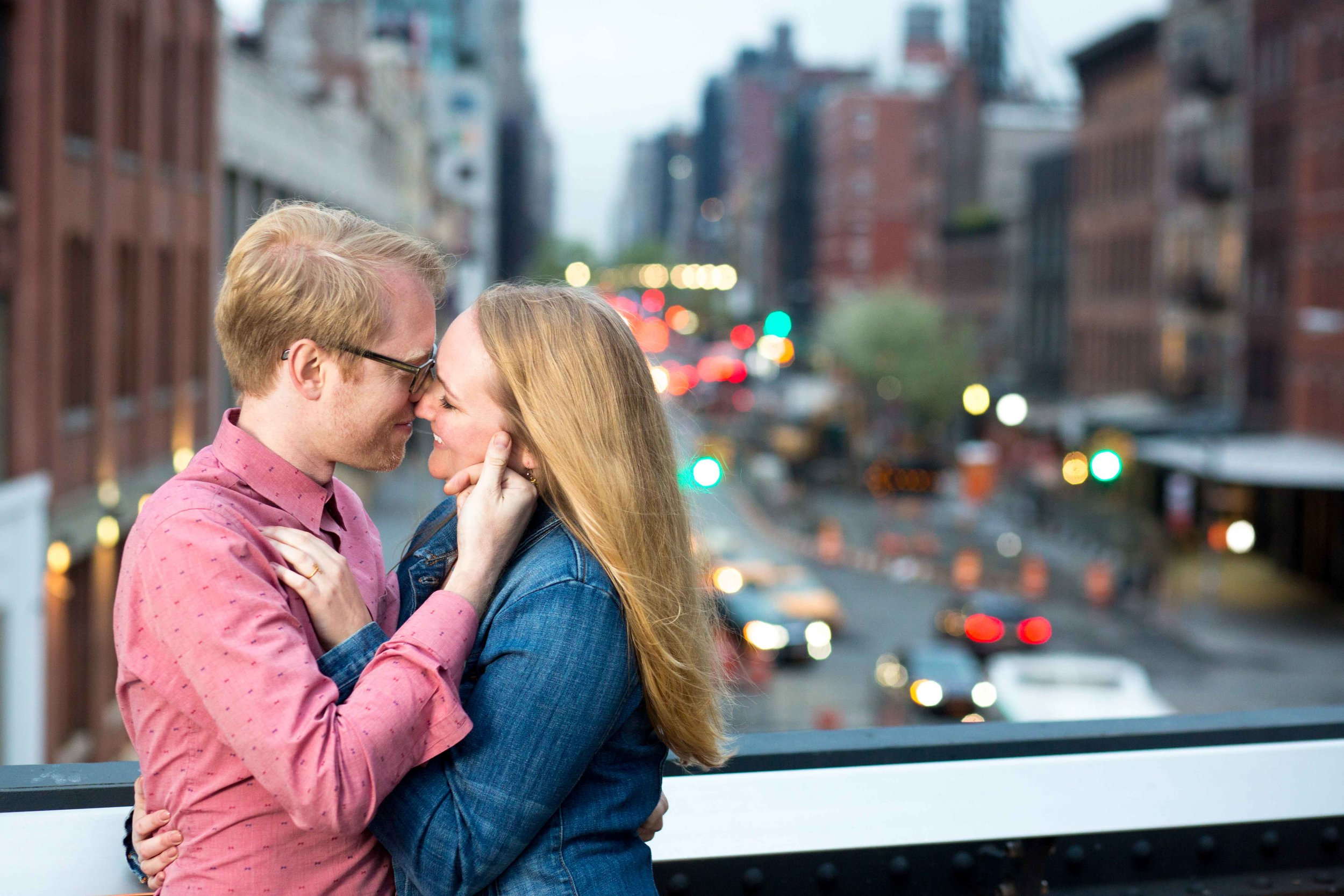 NYC High Line Highline Engagement Photo Shoot Session 2.jpg