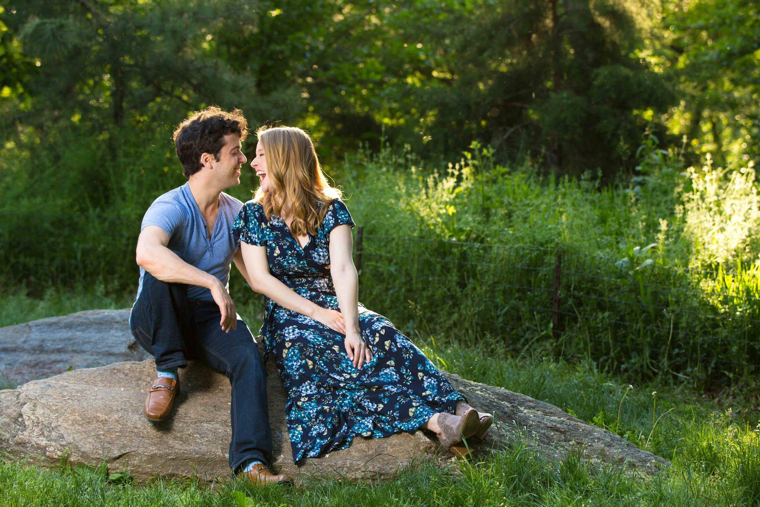 Central Park NYC Engagement Photo Session Shoot Wedding Photography Photographer