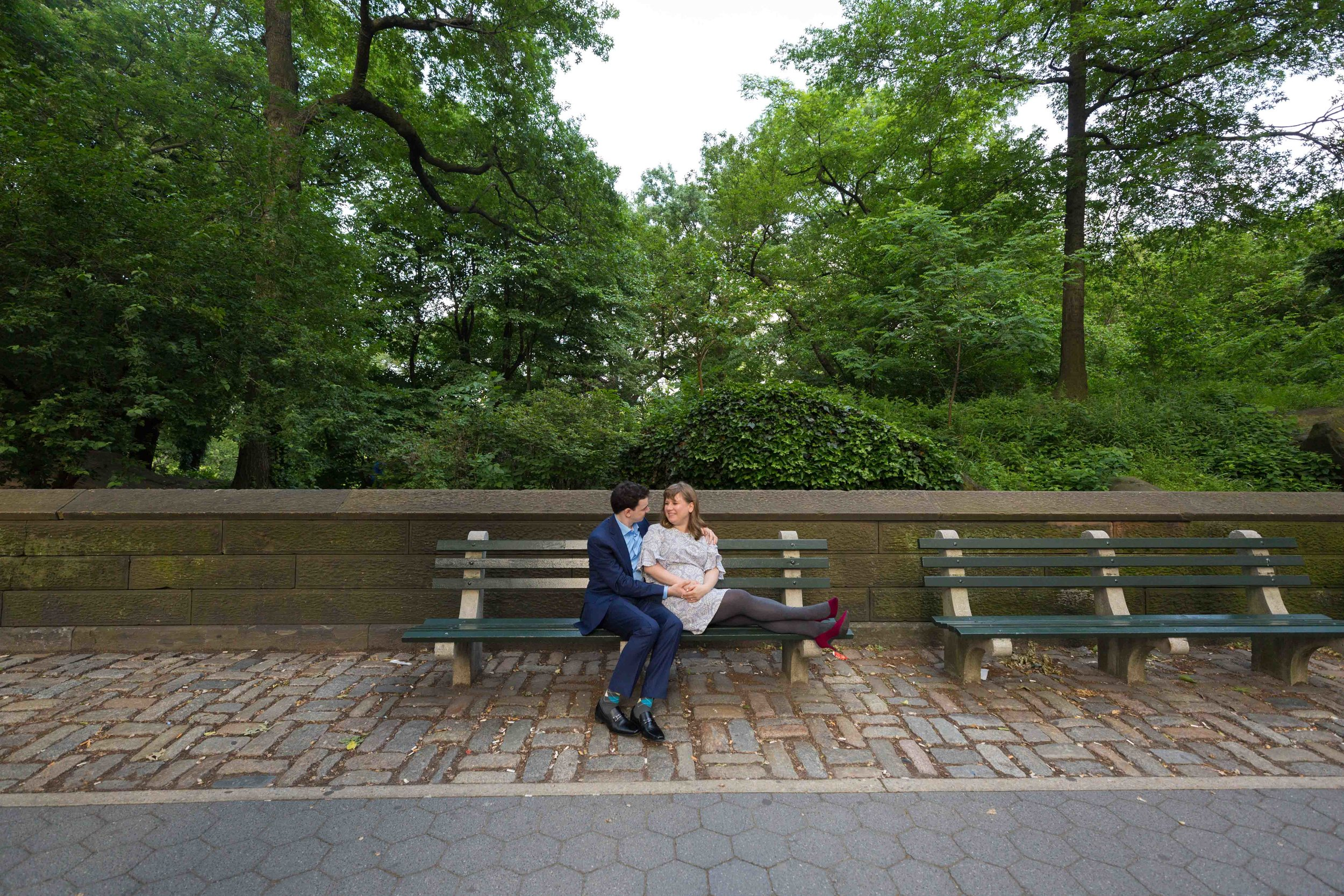 Central Park Engagement Photos Session Shoot NYC Wedding Photographer