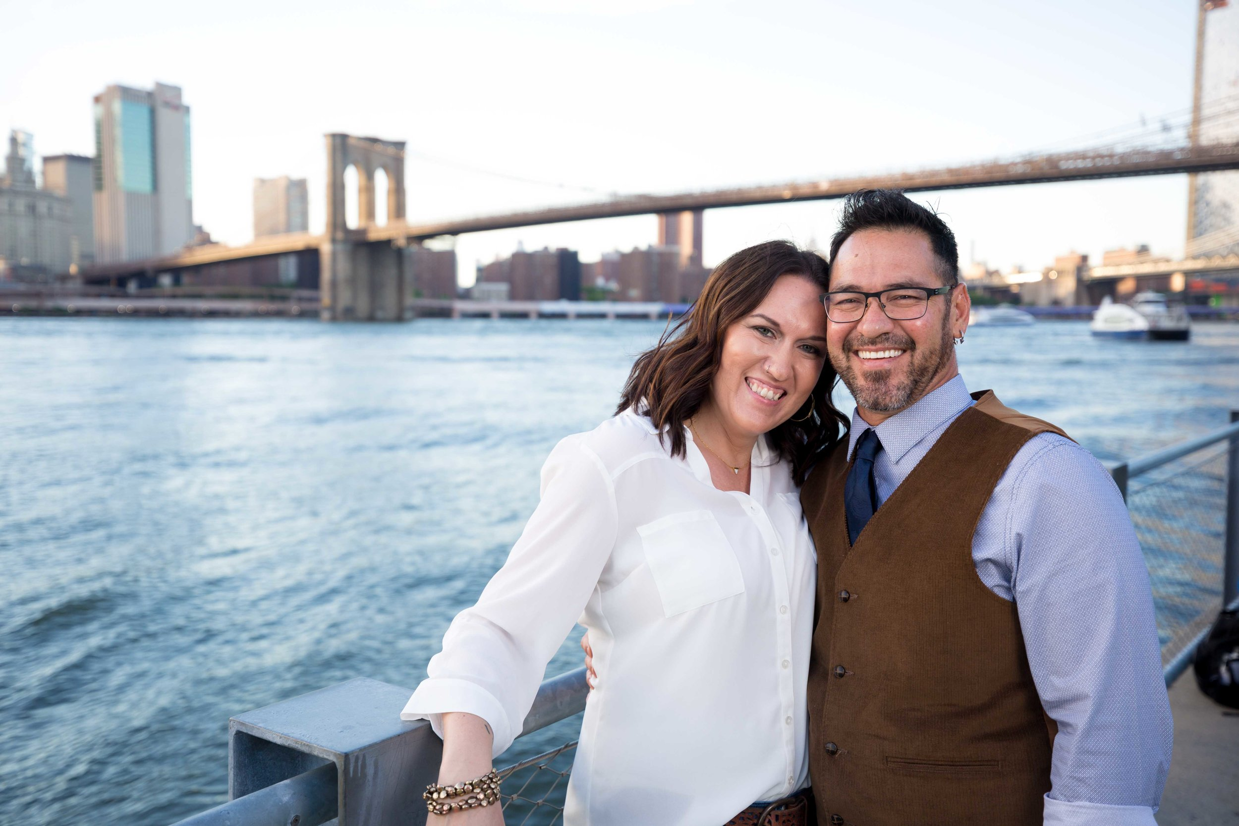 DUMBO Brooklyn Bridge Heights Promenade Anniversary Photo Shoot Session NYC Wedding Photographer-3.jpg