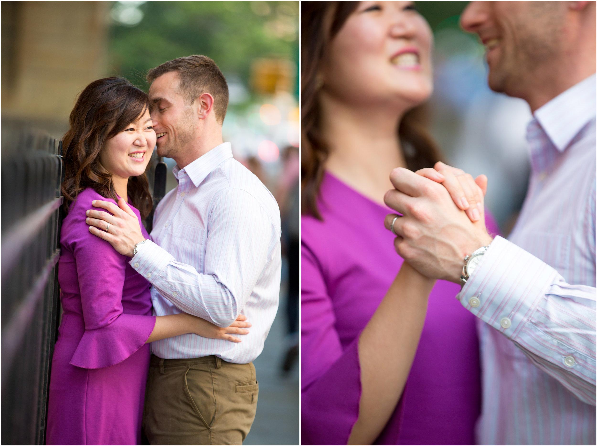 West Village Washington Square Park NYC Marriage Engagement Photo Session Shoot-2.jpg