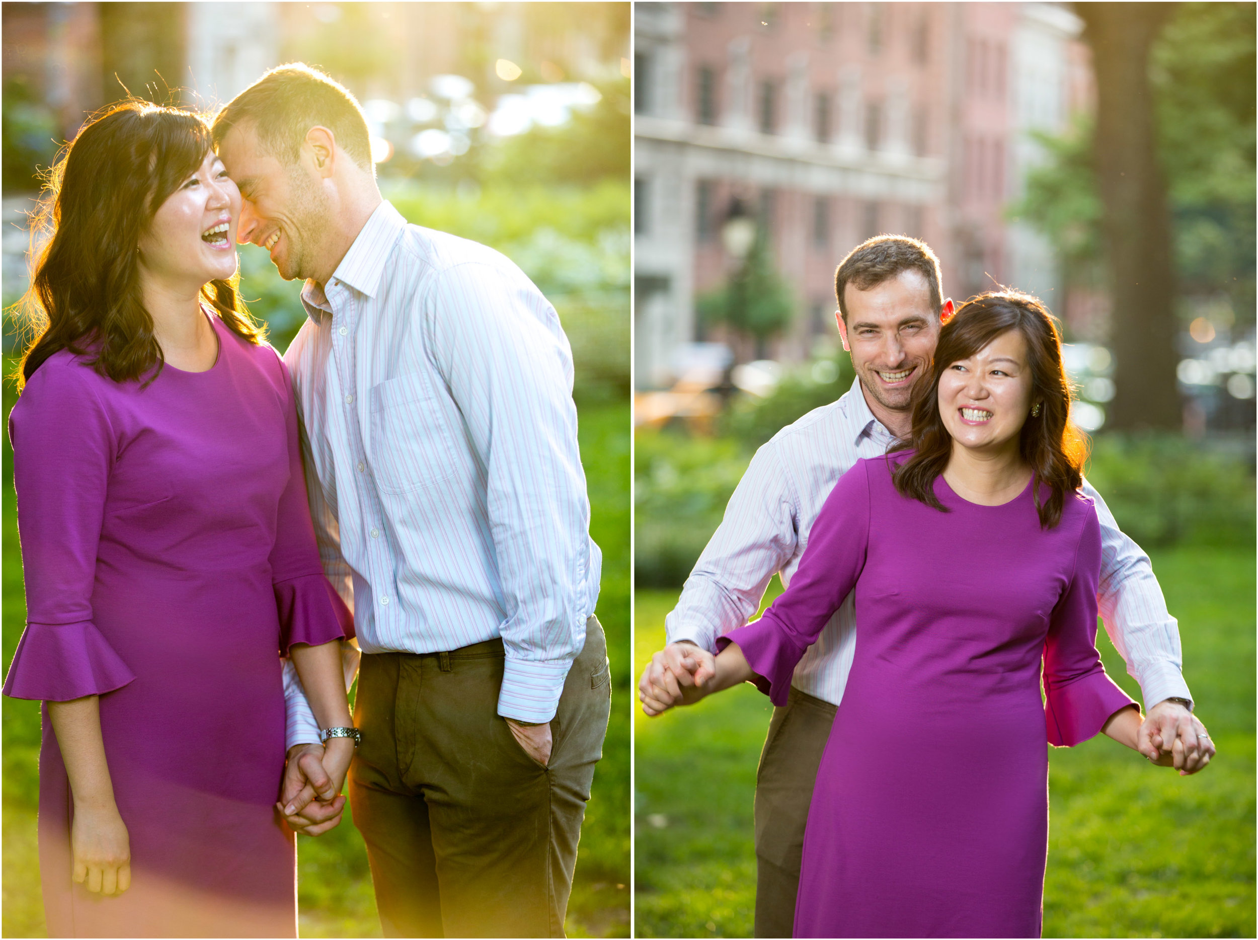 West Village Washington Square Park NYC Marriage Engagement Photo Session Shoot-8.jpg