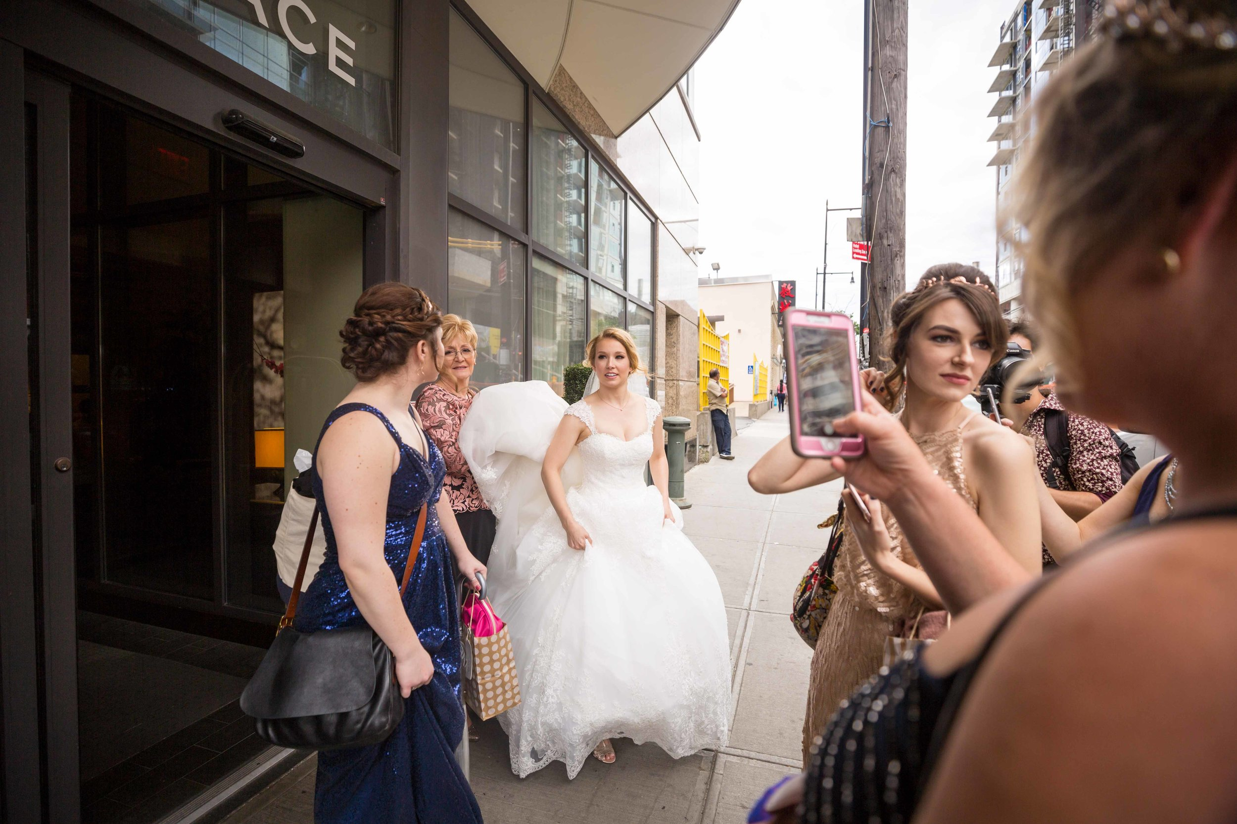 Flushing Town Hall Musical Theatre Wedding Queens NYC Photographer-32.jpg