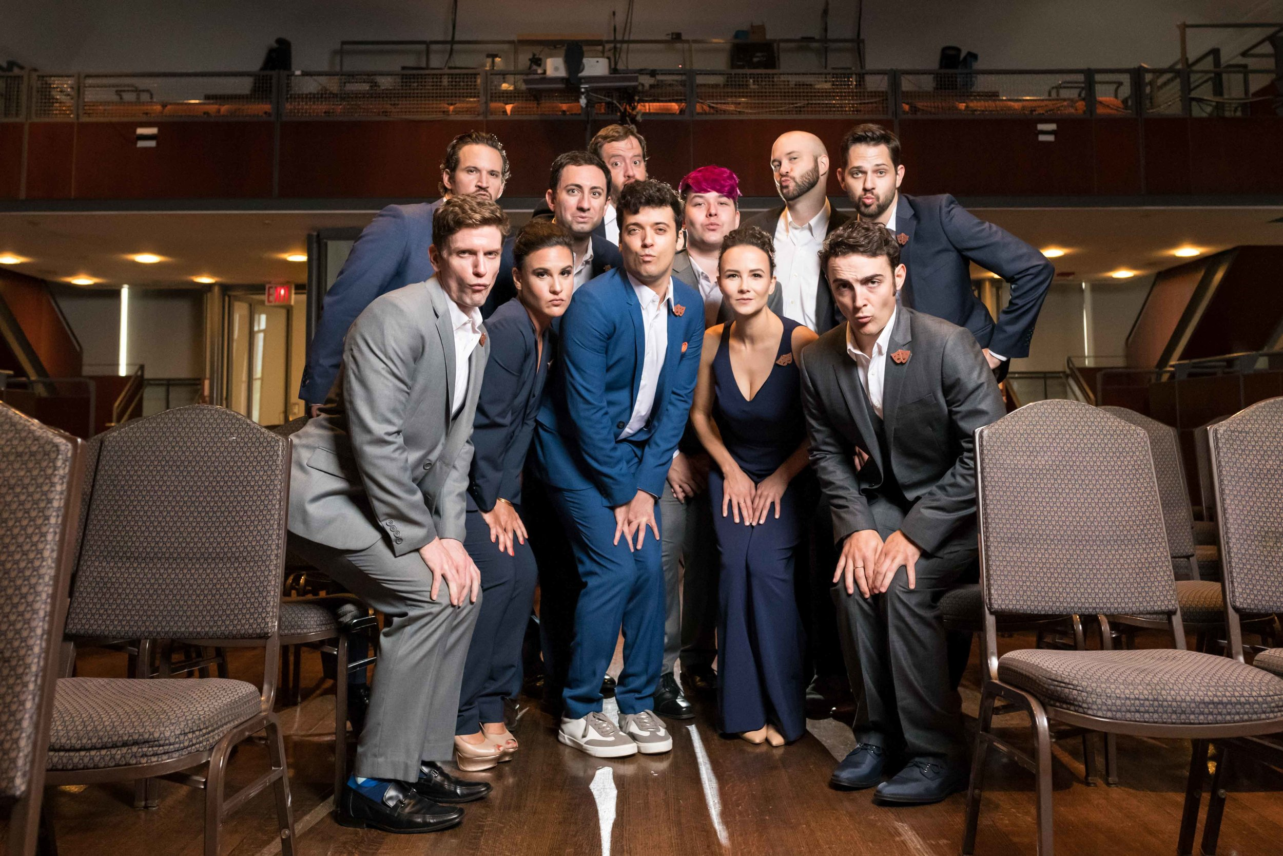Flushing Town Hall Musical Theatre Wedding Queens NYC Photographer-33.jpg