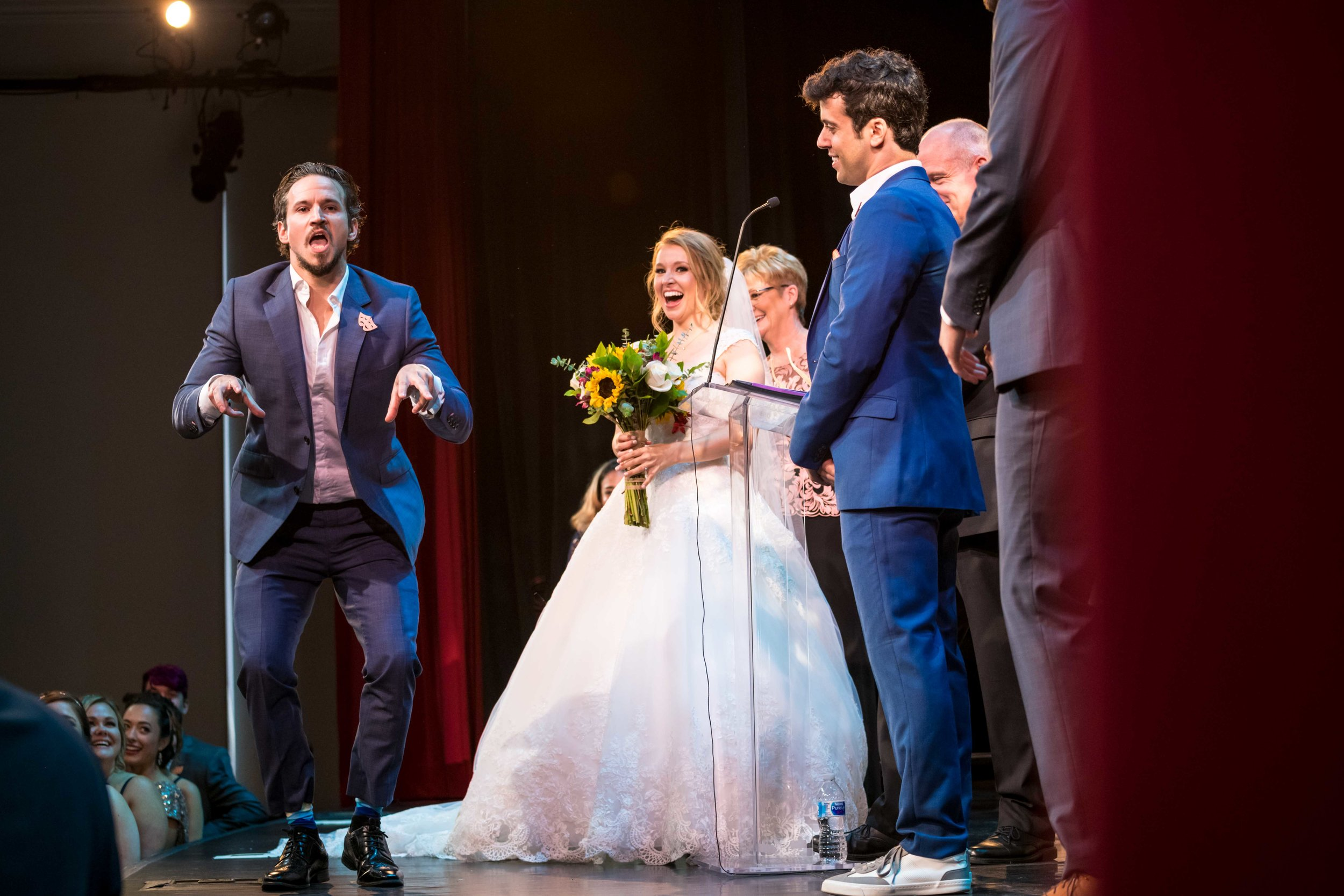 Flushing Town Hall Musical Theatre Wedding Queens NYC Photographer-60.jpg