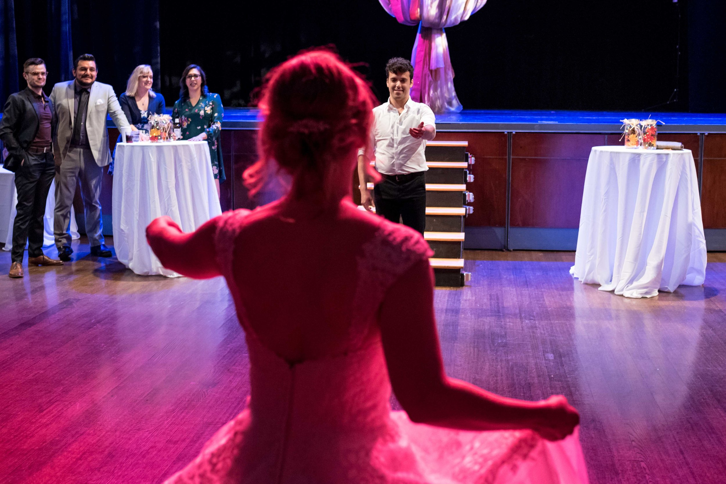 Flushing Town Hall Musical Theatre Wedding Queens NYC Photographer-89.jpg