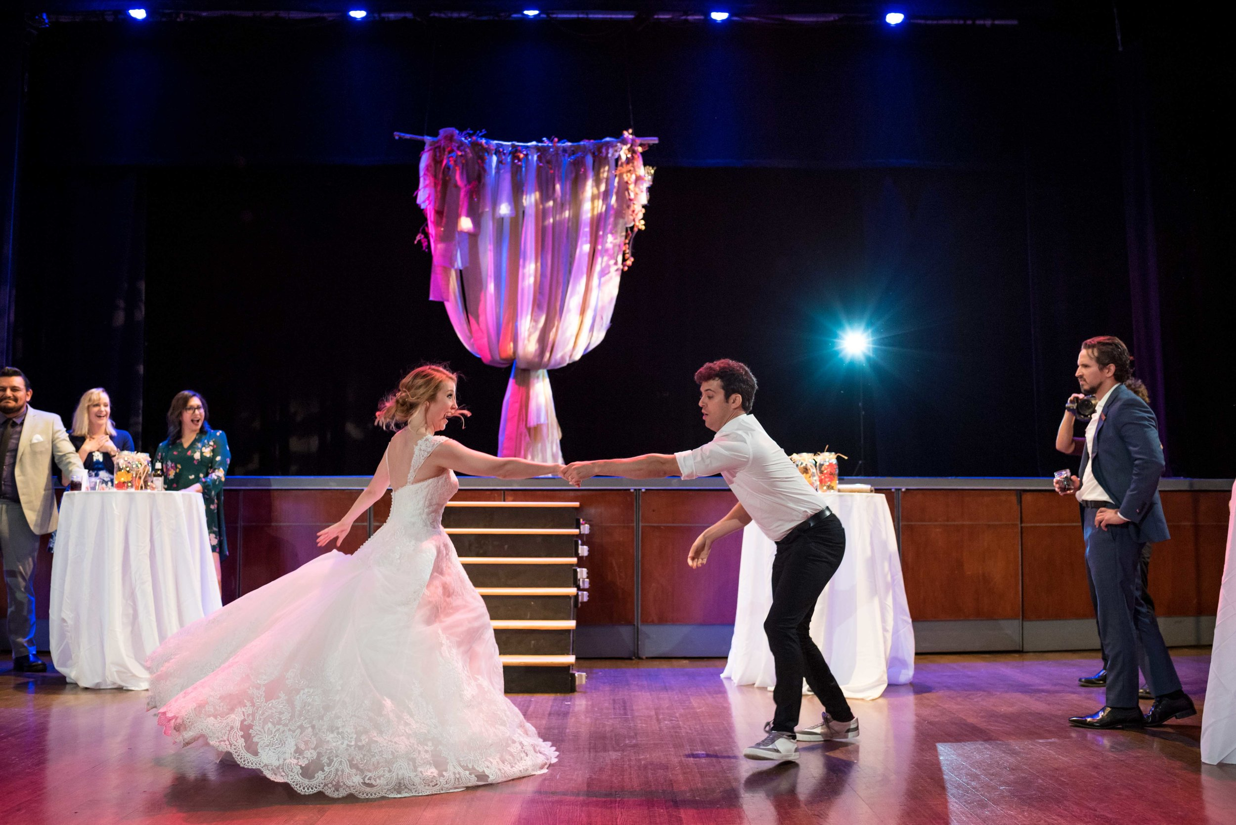 Flushing Town Hall Musical Theatre Wedding Queens NYC Photographer-90.jpg