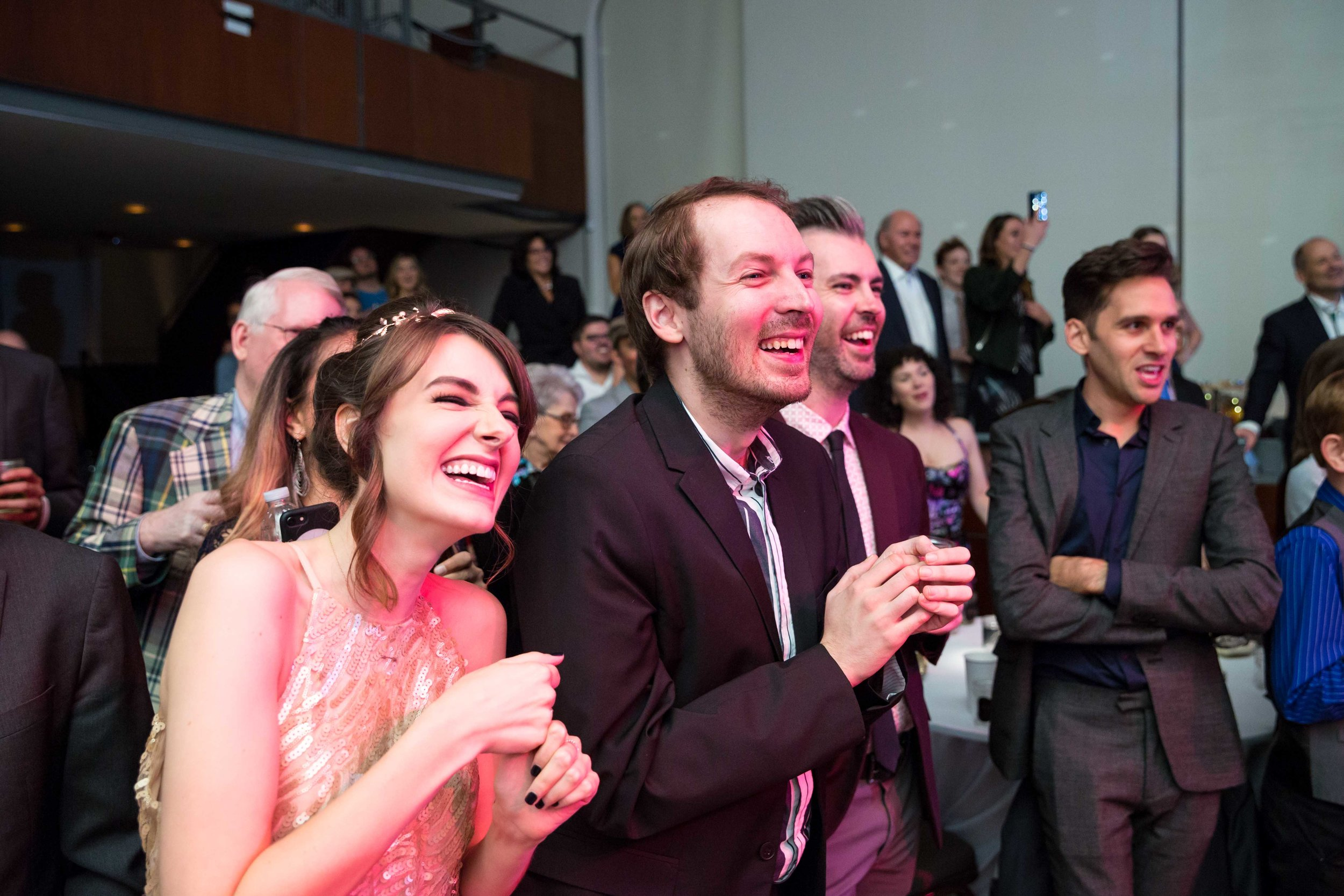 Flushing Town Hall Musical Theatre Wedding Queens NYC Photographer-93.jpg