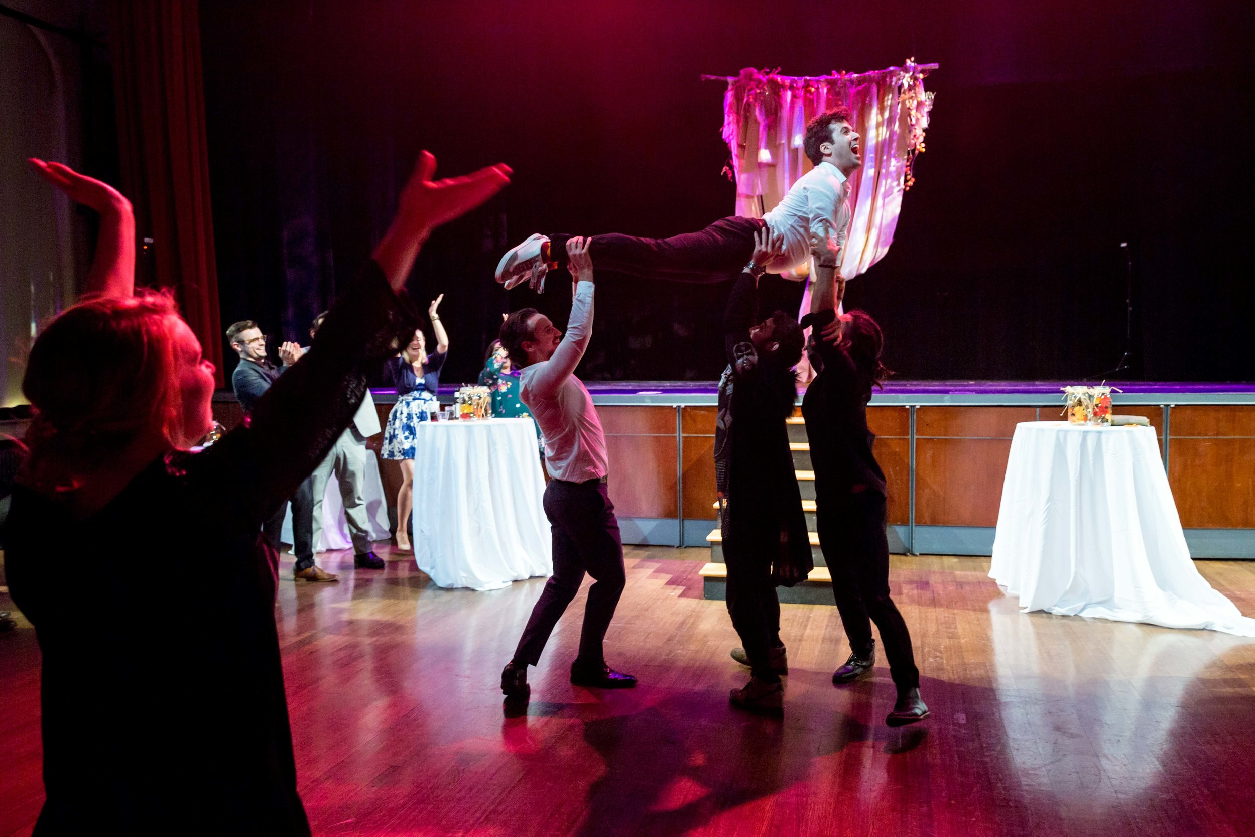 Flushing Town Hall Musical Theatre Wedding Queens NYC Photographer-95.jpg