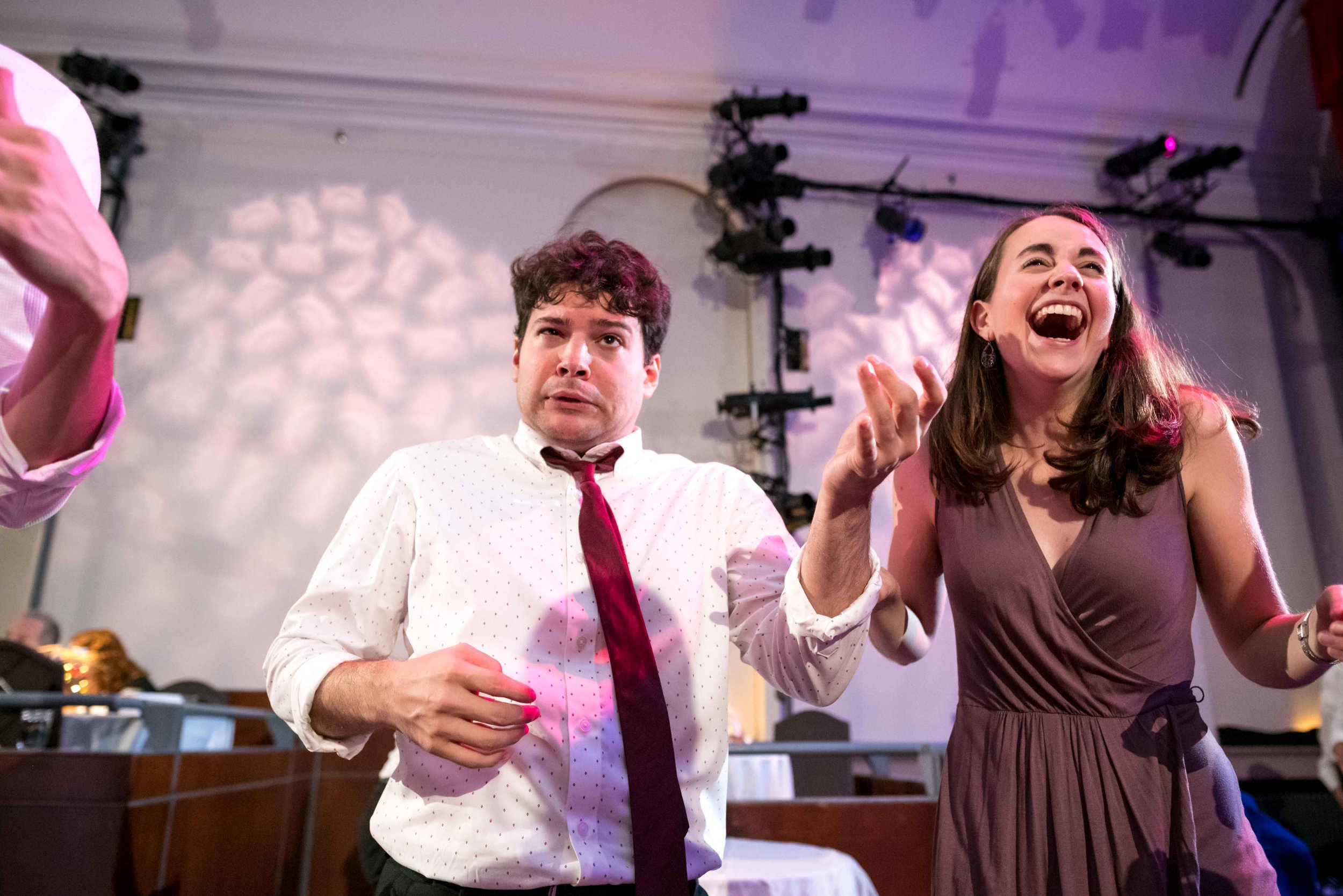Flushing Town Hall Musical Theatre Wedding Queens NYC Photographer-108.jpg