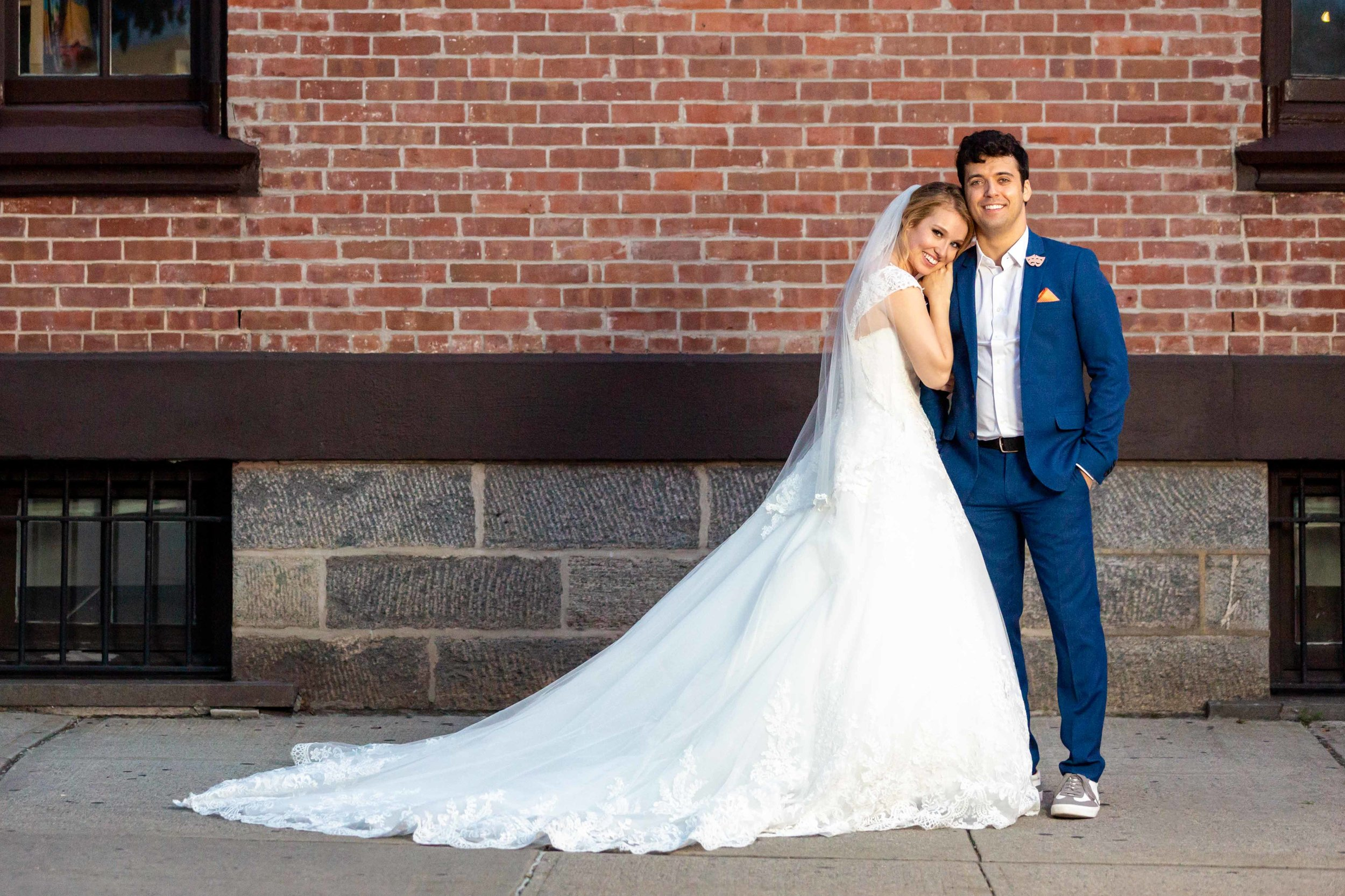 Flushing Town Hall Musical Theatre Wedding Queens NYC Photographer-80.jpg