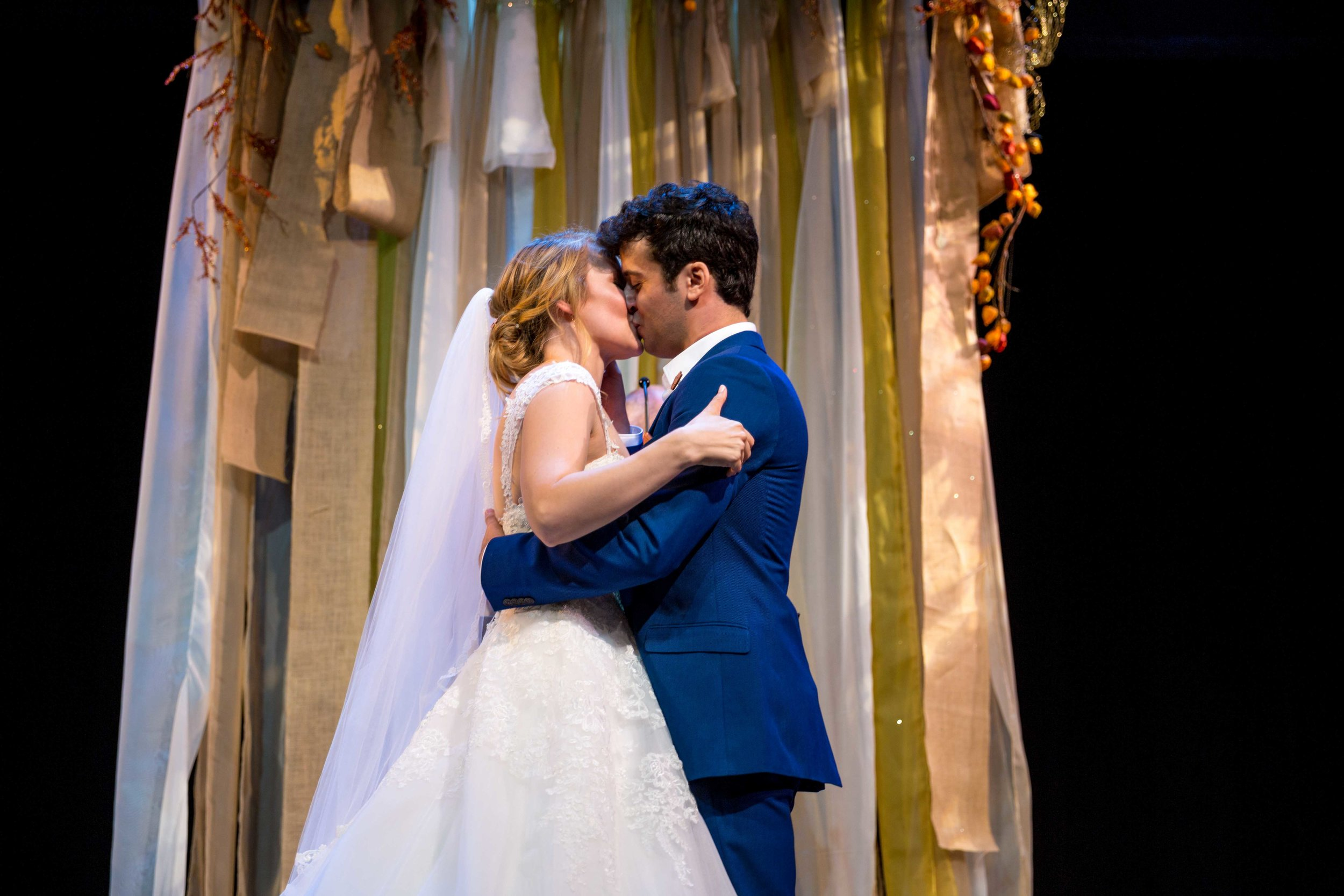 Flushing Town Hall Musical Theatre Wedding Queens NYC Photographer-71.jpg