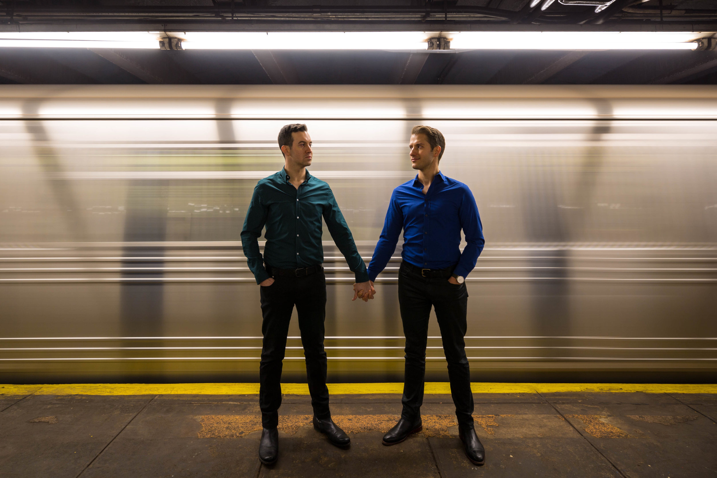 NYC Engagement Upper West Side Same Sex Gay Wedding Photographer-2.jpg