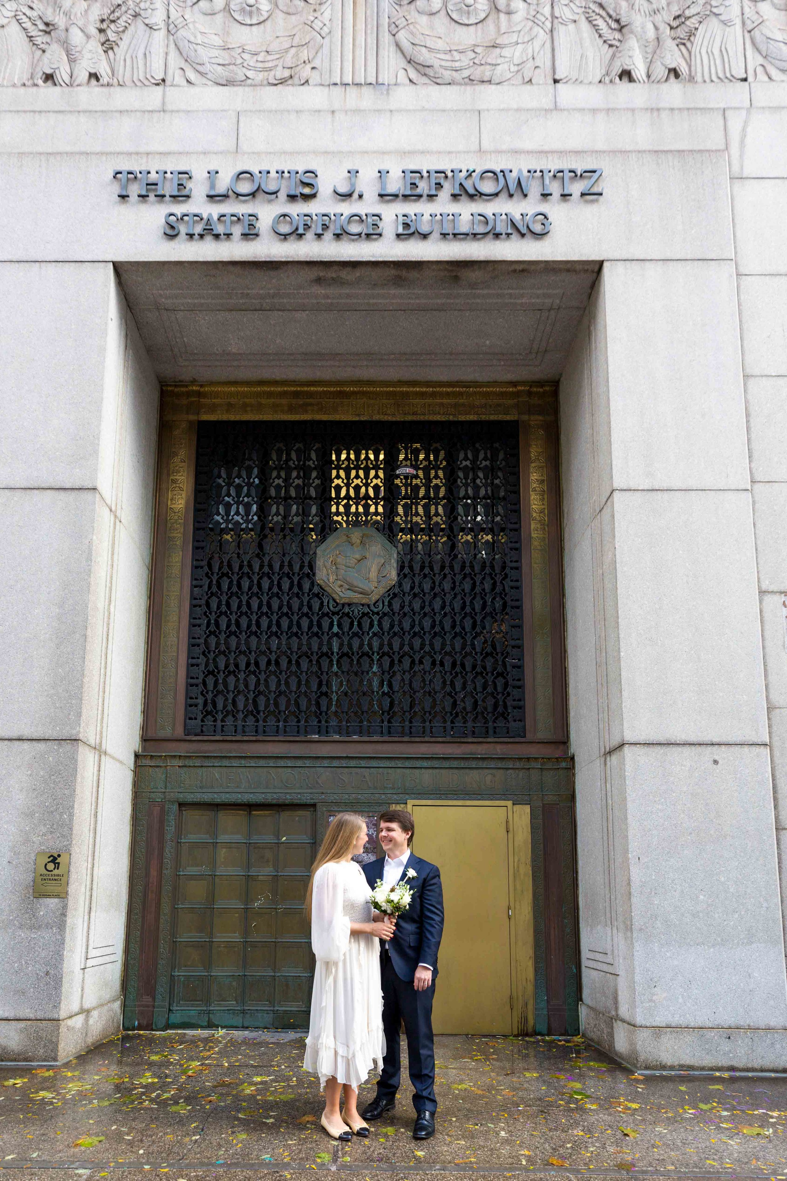 NYC City Hall Wedding Photographer New York City