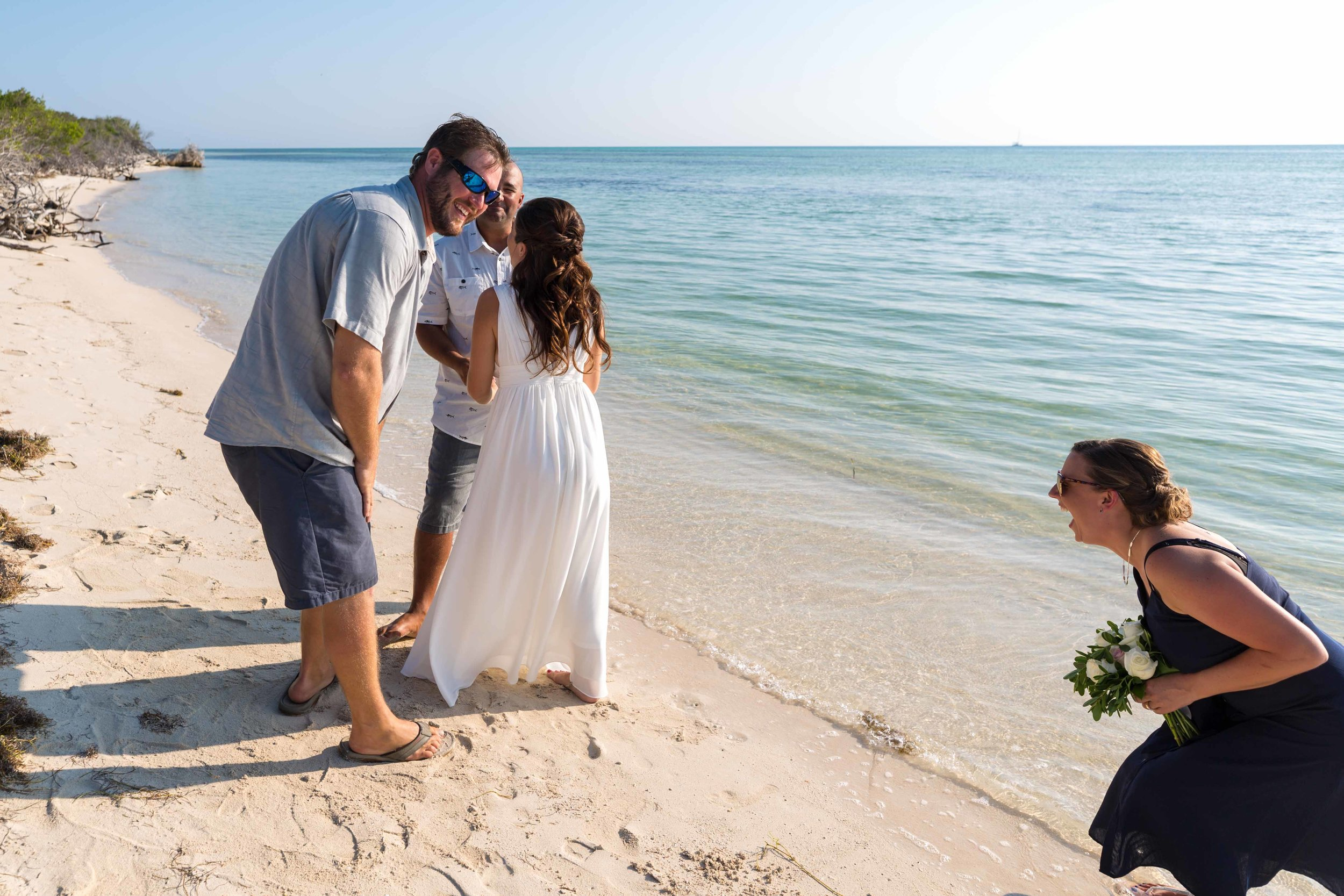 Key West Elopement Wedding Photographer Florida