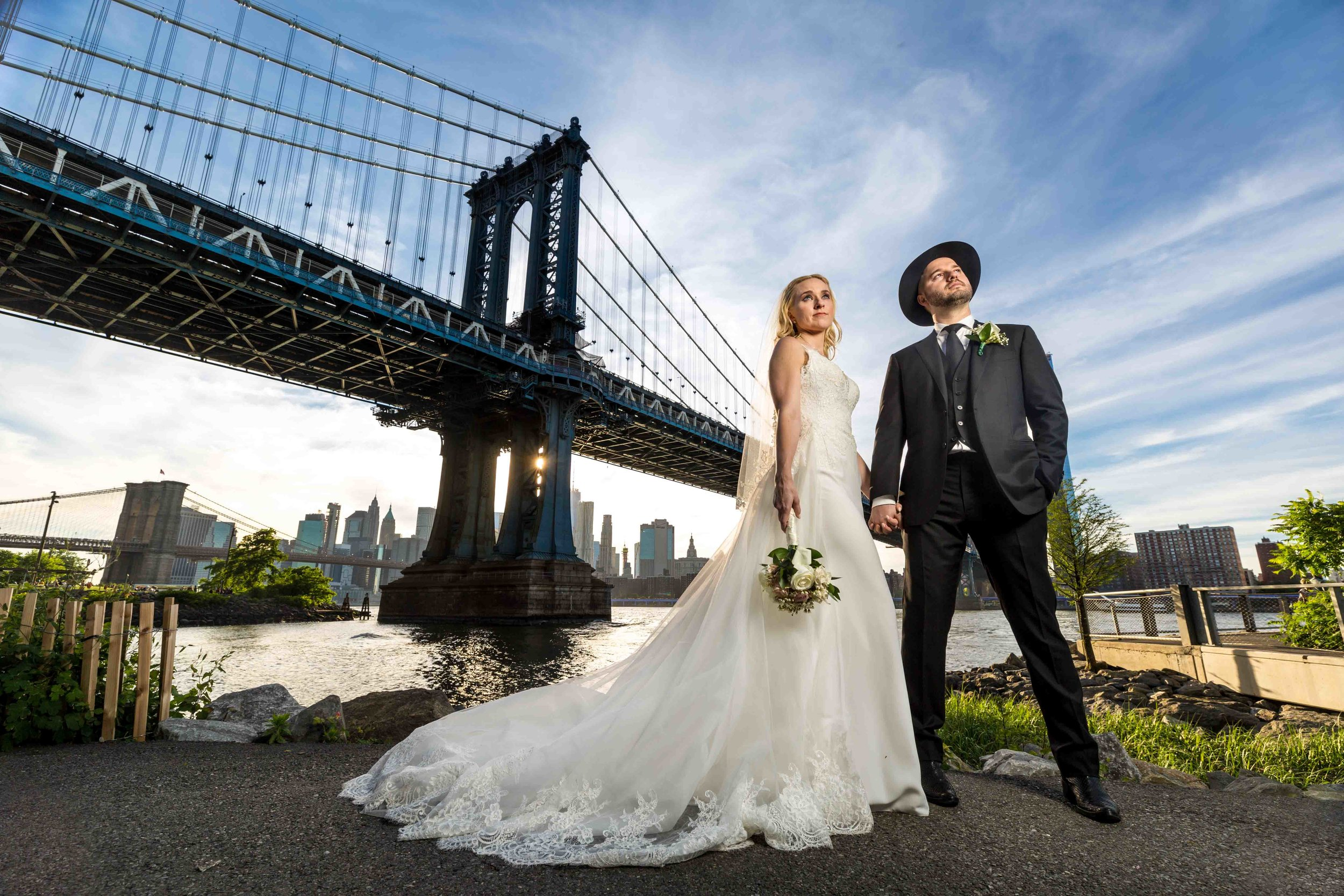 DUMBO Loft Wedding Brooklyn Bridge NYC New York City Photographer_62.jpg