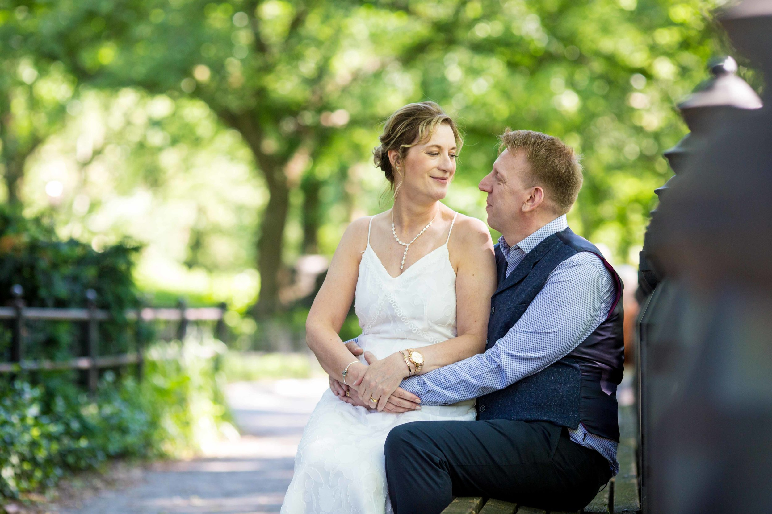 NYC City Hall Wedding Photographer New York Elopement