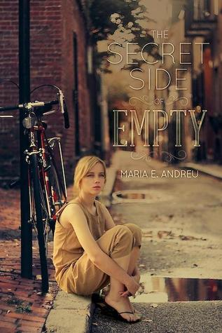 The cover for  The Secret Side of Empty  by Maria Andreu