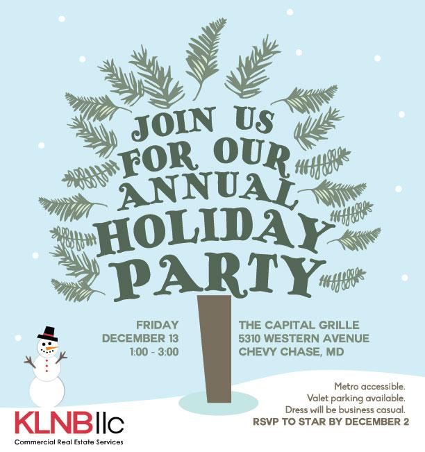 Holiday Invite
