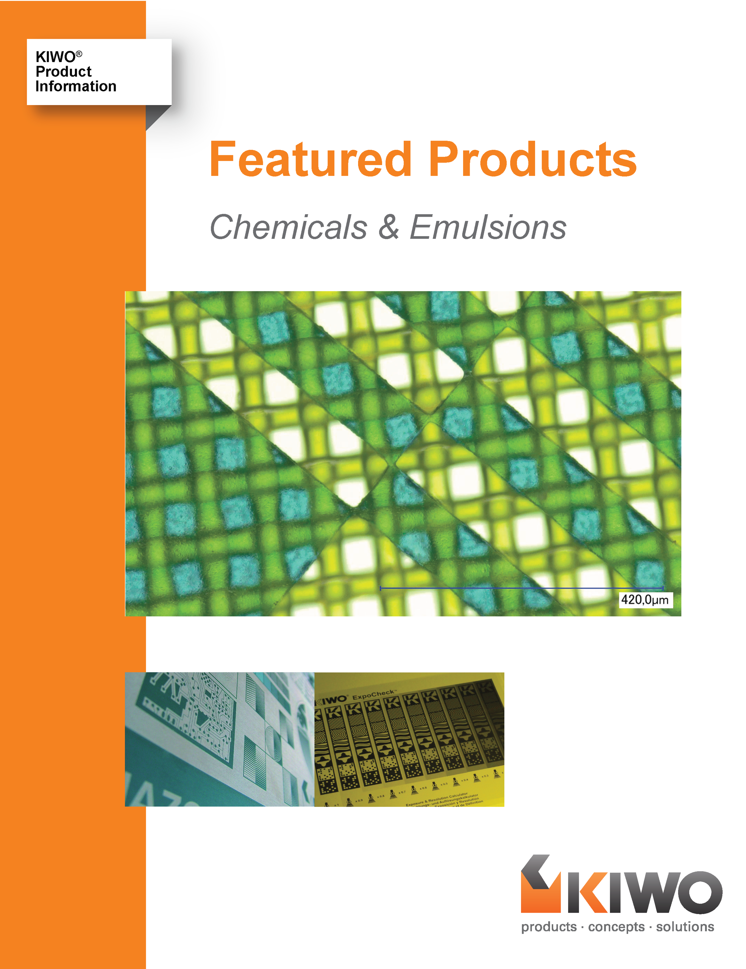 Featured Chemicals & Emulsions