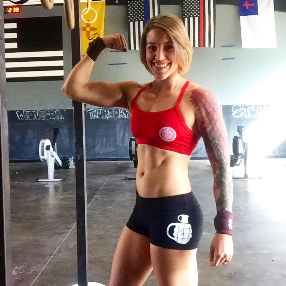 Erin M. Head Coach, Gym Owner, CF Level 2, CPT