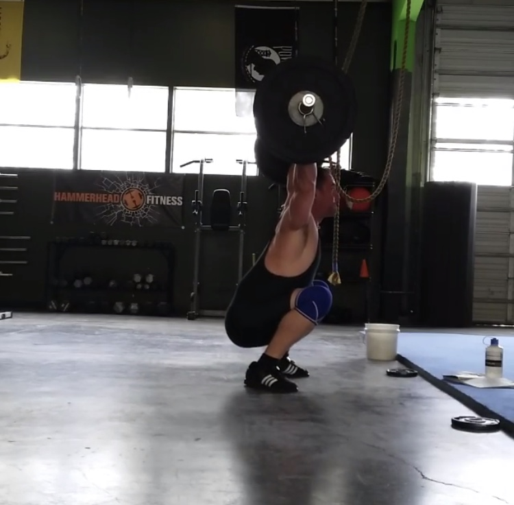 Jeff A. Coach. CF Level 2, MovNat, Strongman