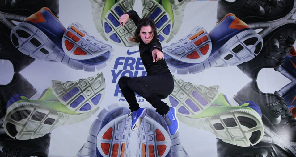 Irene Rojas: Running & Fundraising Extraordinaire