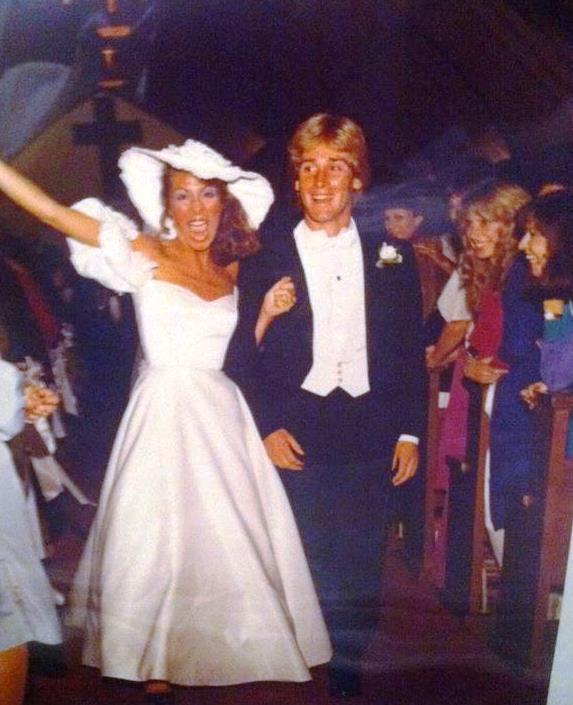 Ursula & Steven Roberts: My foxy parents