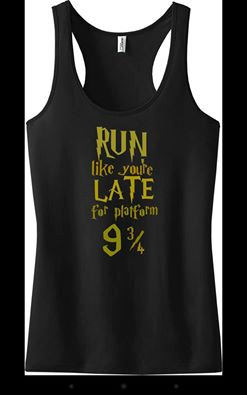 Run Like You're Late for Platfrom 9 3/4