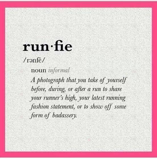 Runfie