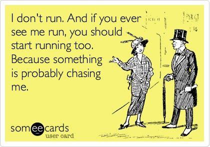 chasing me