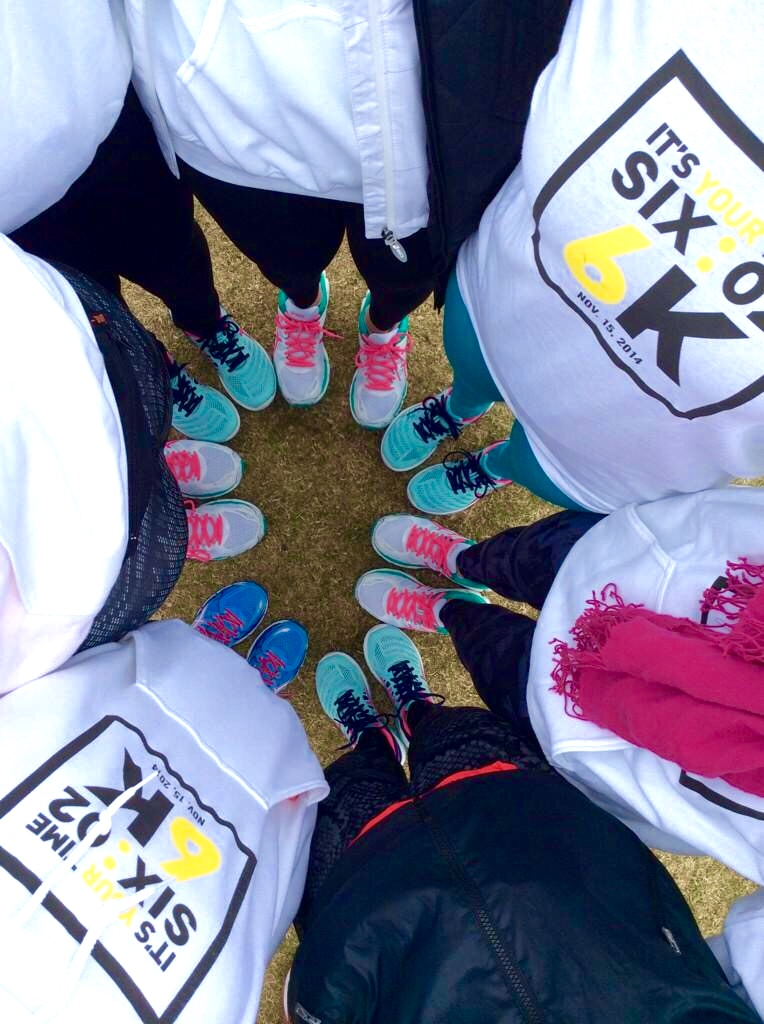 The SIX:02 6K, powered by Asics.
