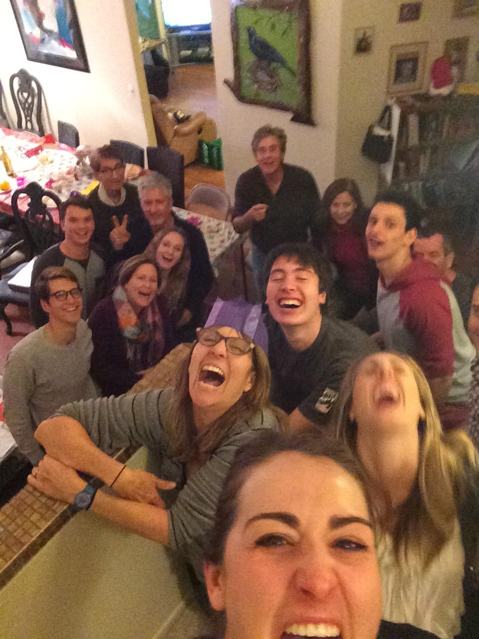 Roberts Family Assemble