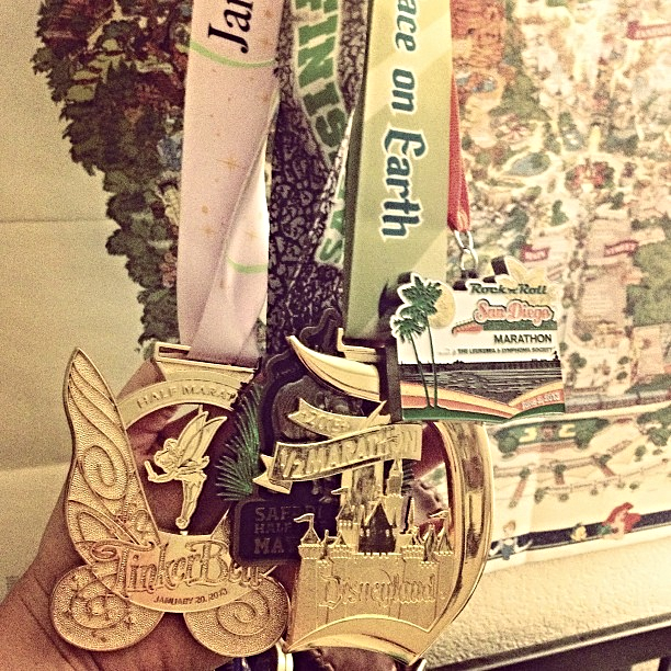 10 Things I'd Rather Have Than A Finisher Medal