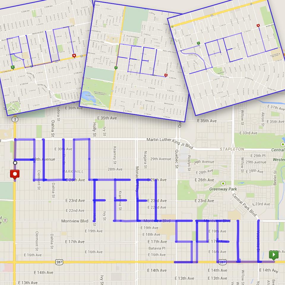 Run Feel Spell