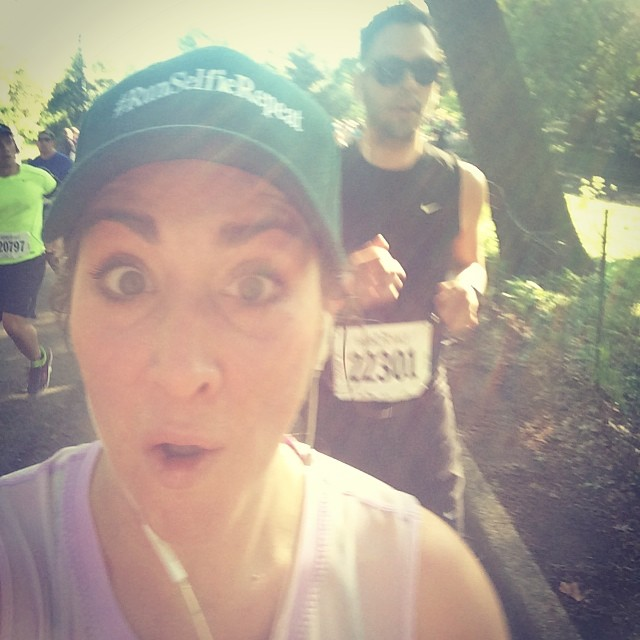 Hipsters of the Brooklyn Half