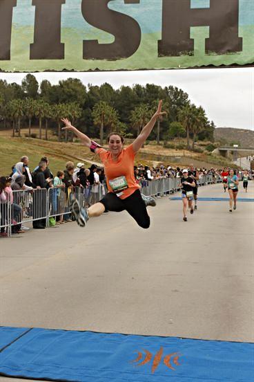 Kelly Finish Line