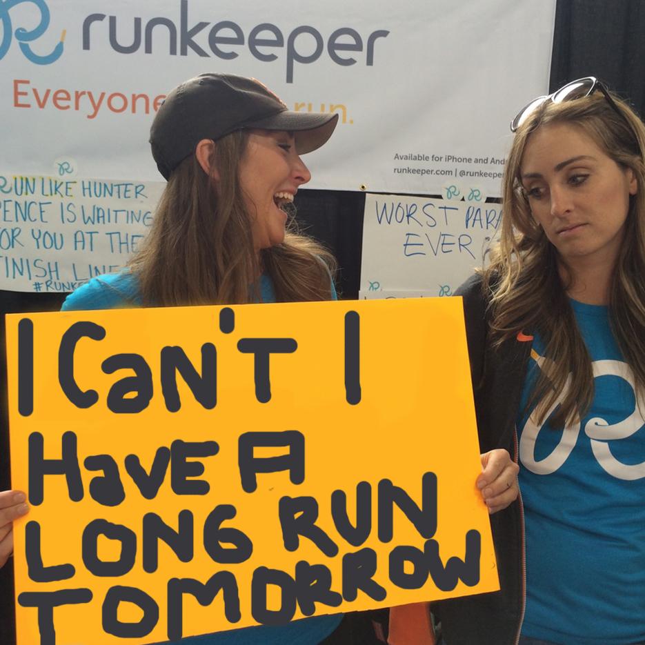 long run tomorrow