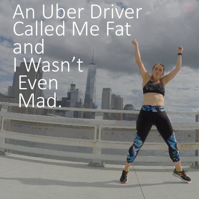 uber driver called me fat