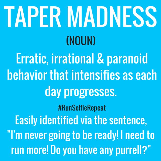 taper madness