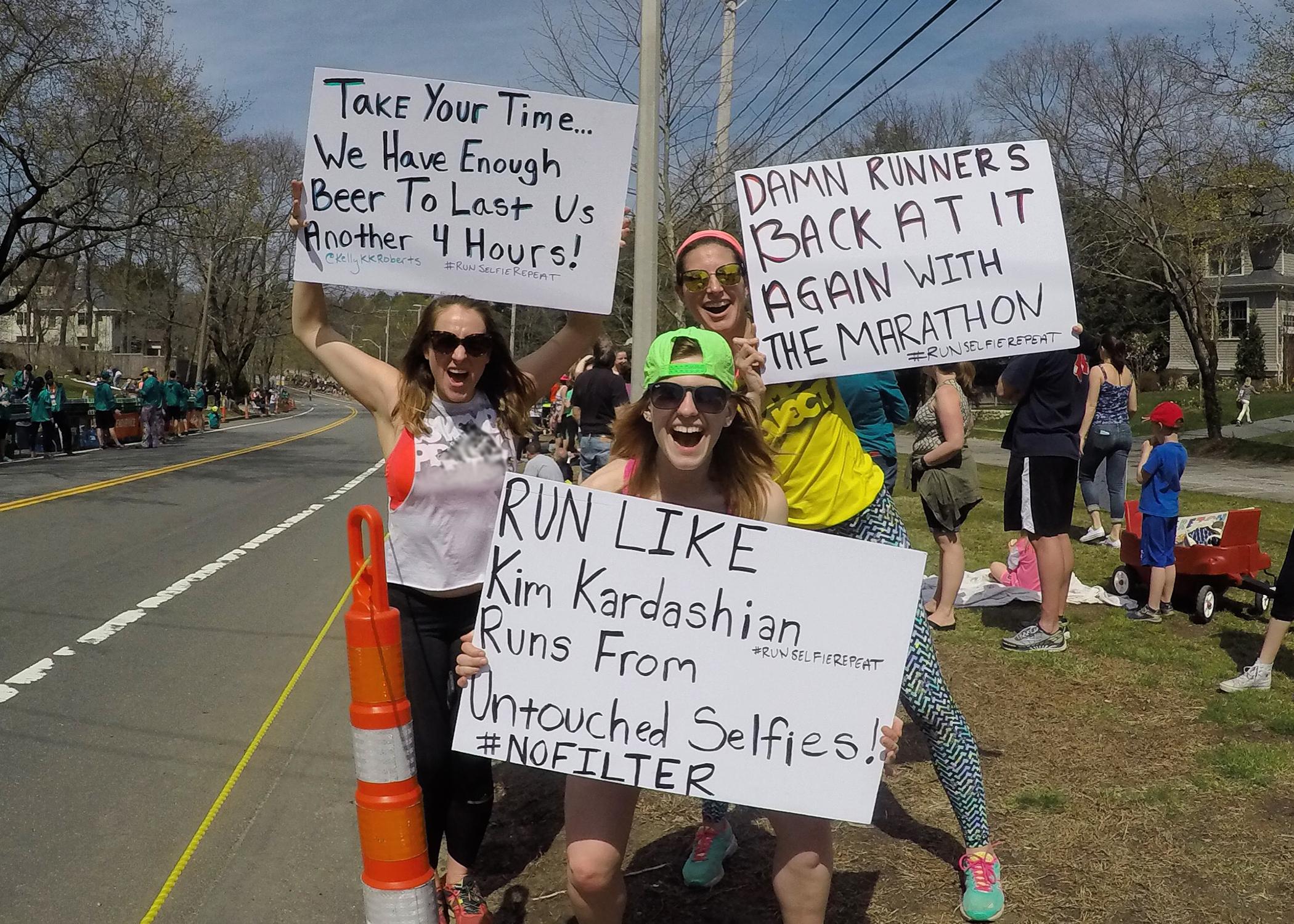 KellyKKRoberts Boston Marathon