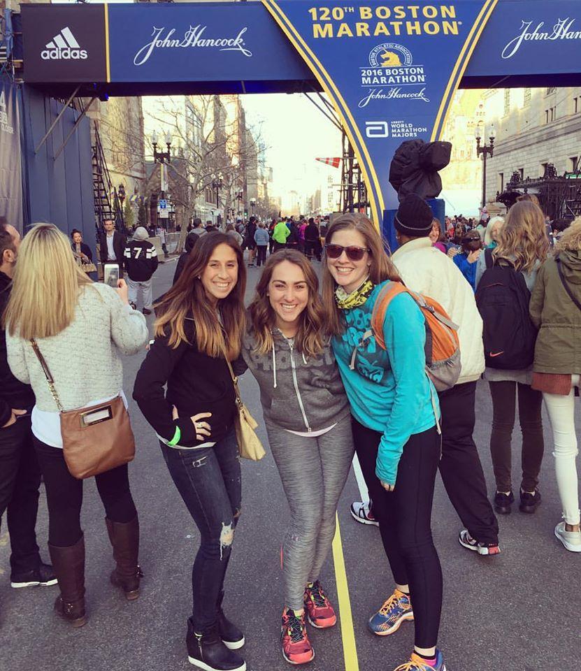 KRoberts Boston Marathon