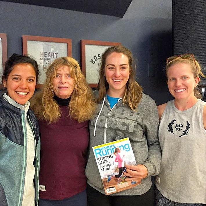 KRoberts Sarah Attar Womens Runing Bobbi Gibbs Boston Marathon