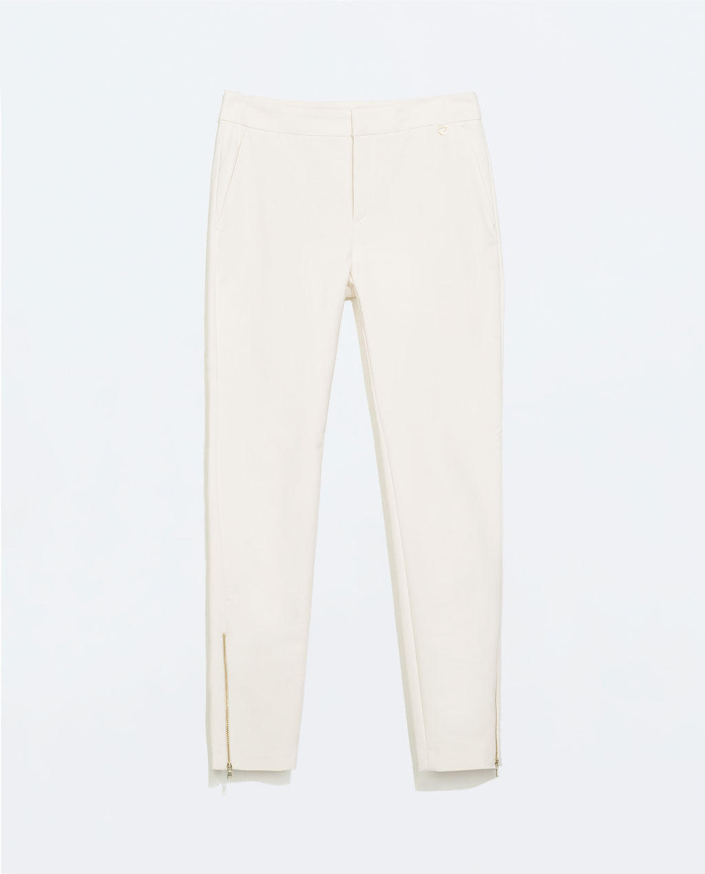 zara trousers with padded pockets