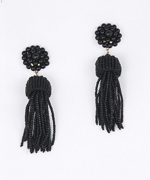 lisi lerch tassel earring, $98