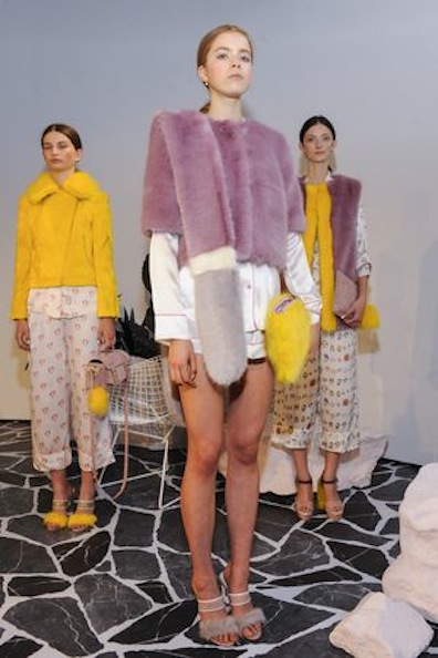 shrimps, ready-to-wear spring 2015 (faux)